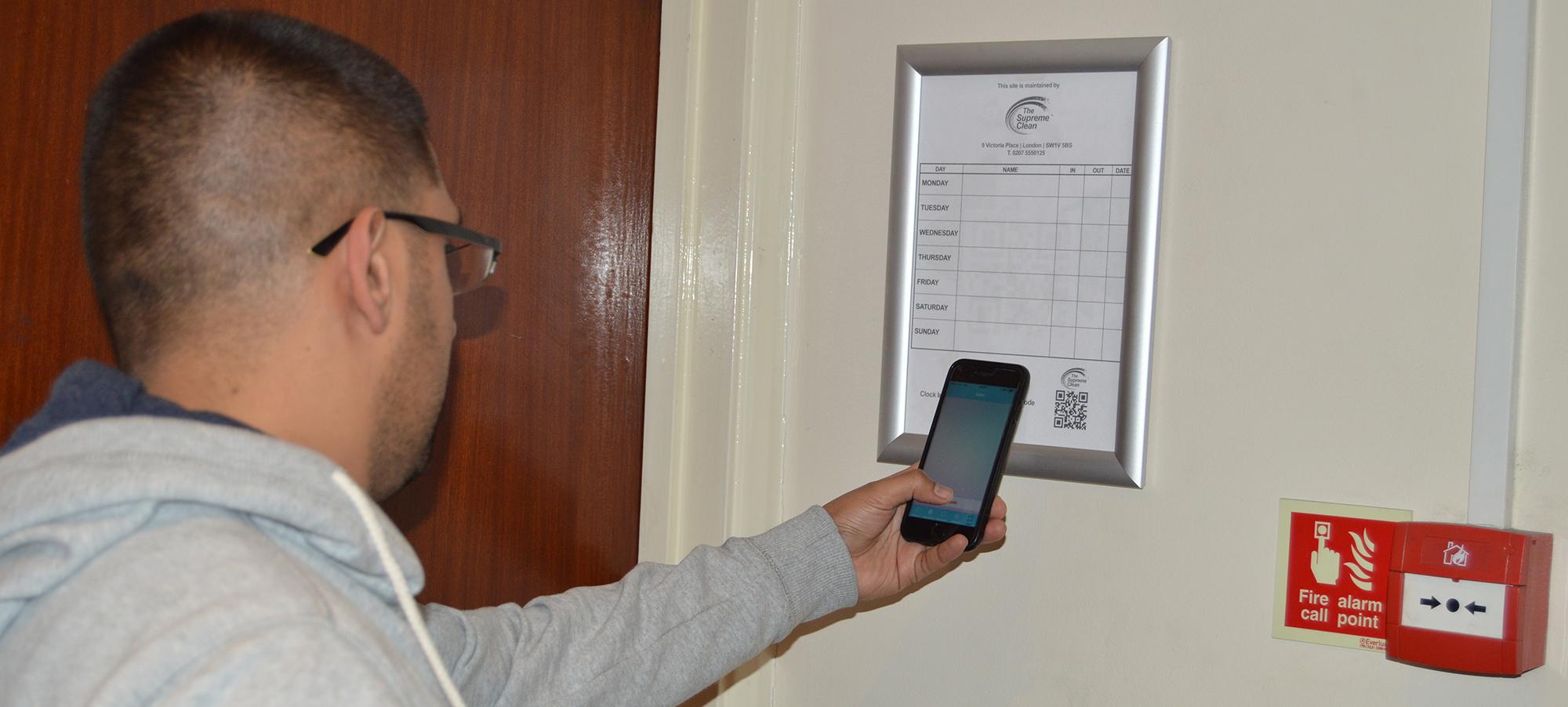 Cleaning Staff Software - Smart Clockin